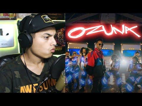 [Reaccion] Ozuna - Vacía Sin Mí feat. Darell (Video Oficial) Themaxready