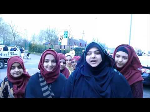 Aalmi Salana Miald u Nabi S A W W Aston Park Birmingham United Kingdom By S M Irfan Tahir