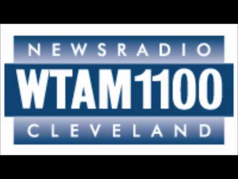 Adrianne Woolf on WTAM with Triv