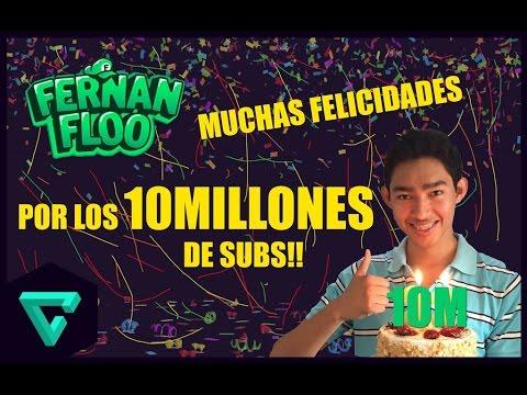 10 Millones con FERNANFLOO FELICITACIONES | TGN