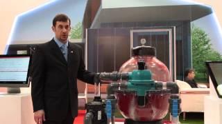 Фильтрация воды в бассейне - насосная станция Espa SilenPlus(Презентация нового продукта от ESPA - Evopool - инновационная система фильтрации для бассейна и насосная станция..., 2015-03-17T08:44:42.000Z)