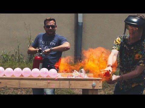 Idiots Test Hydrogen (with Macaulay Culkin)