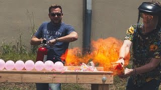 Idiots Test Hydrogen (with Macaulay Culkin)