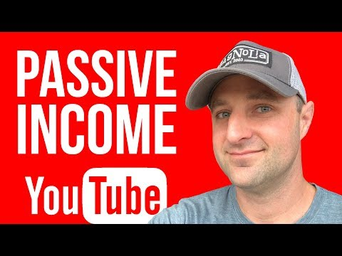 How To Make PASSIVE INCOME With YouTube (Affiliate Marketing Tutorial)