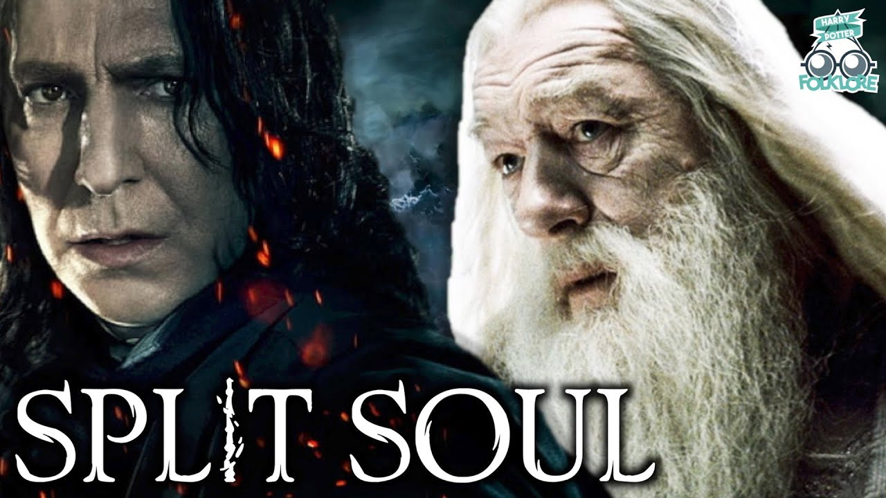 Did Killing Dumbledore Split Snape's Soul?