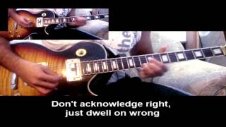 ♪ Avenged Sevenfold - Clairvoyant Disease - Multi Guitar Cover + Lyrics ♪