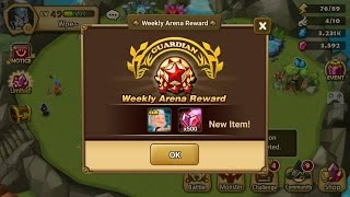 summoners wars g3 rush hour arena 18 9 16 by wpe ep 69