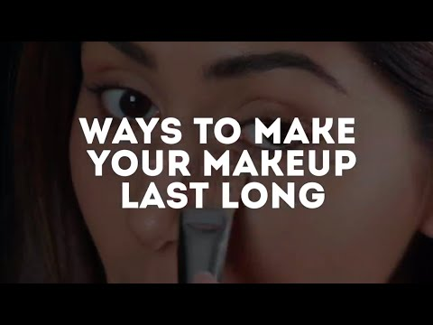 Make Your Makeup Last Longer This Summer!