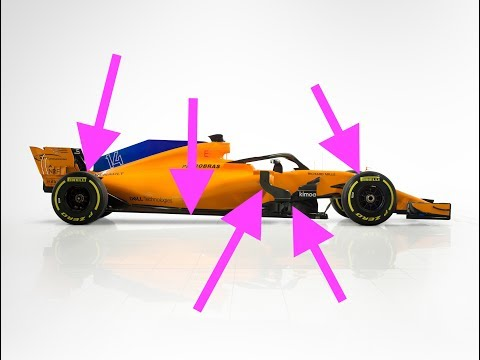 MP34 - Thoughts on McLaren's orange MCL33 F1 car