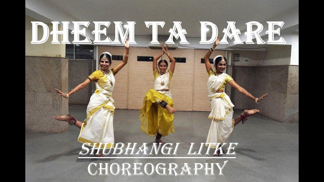 Download Dheem Ta Dare   DANCE cover   Shubhangi Litke Choreography