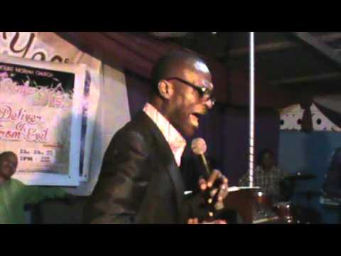 Power Conference 2015 with Ps. Afrika - All Night Service Pt 3