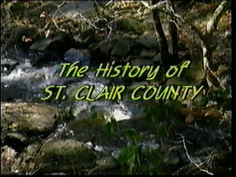 The History of St. Clair County Alabama - Documentary (1990)