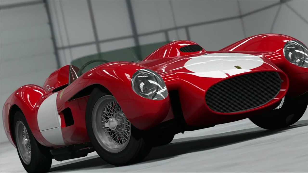 Ferrari 250 Tesla Rossa 1957