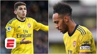 Arsenal's lessons from Crystal Palace draw: Is Lucas Torreira their key man? | Premier League