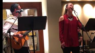 """Dante's Prayer"" Loreena McKennit Cover"