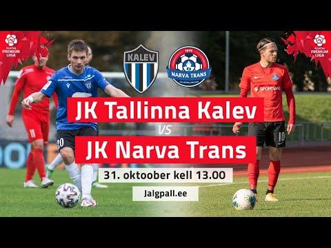 Tallinna Kalev Trans Narva Goals And Highlights