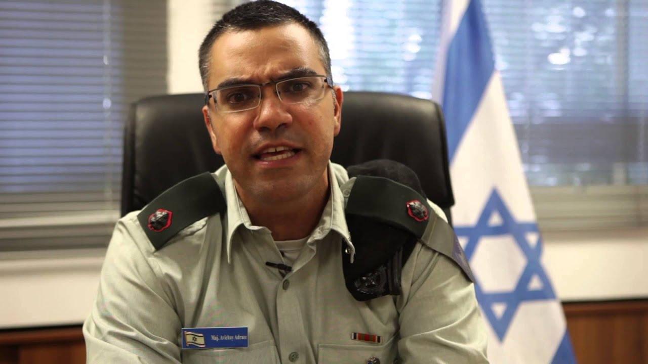 أدرعي في اليوم الخامس للعملية: ماضون في ضرب مكونات حماس