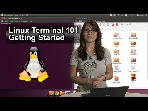 HakTip - Linux Terminal 101 - Getting Started