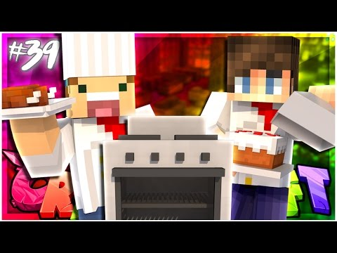 JOEY VS. SCOTT - CHEF CHALLENGE 1v1! | EP 39 | Crazy Craft 3.0 (Minecraft Youtuber Server)