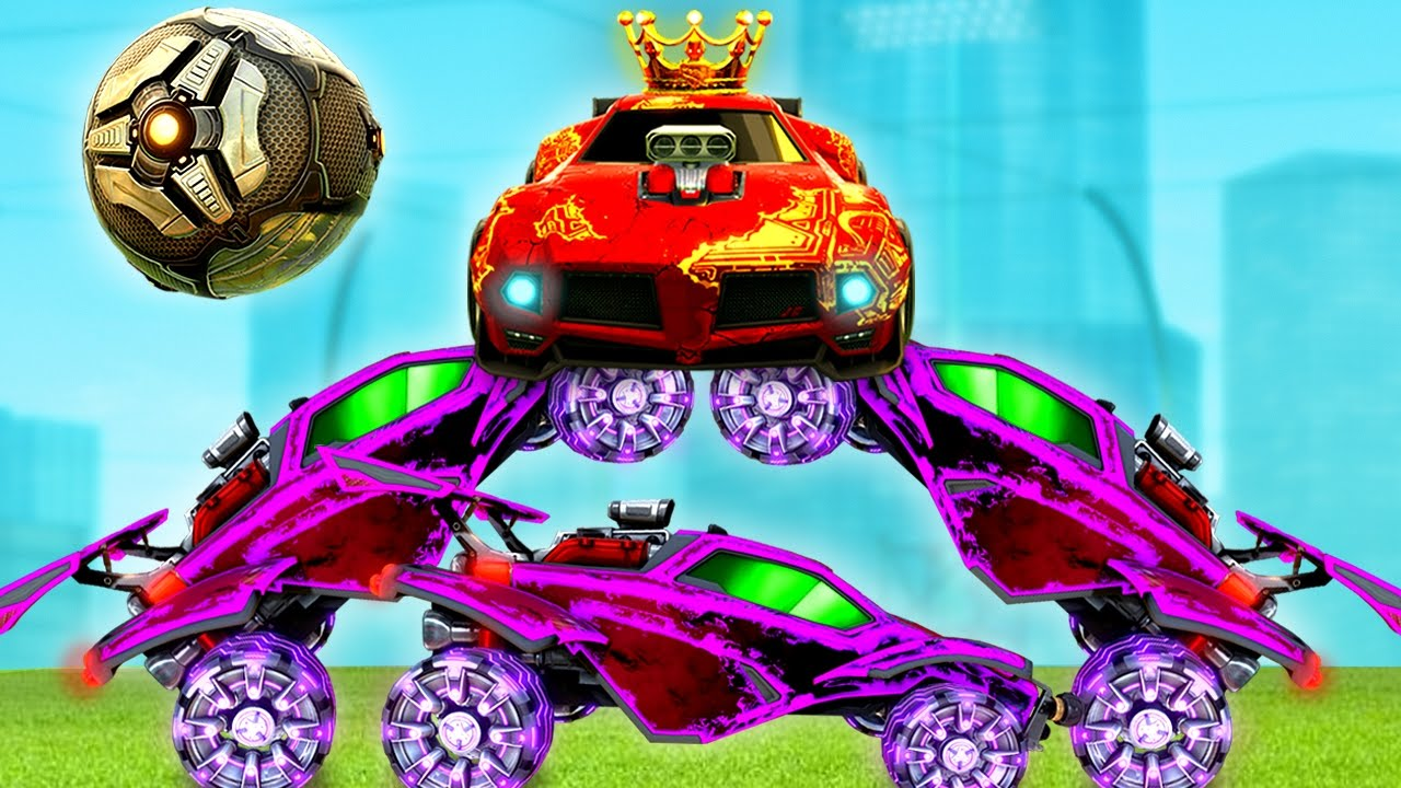 ROCKET LEAGUE: Finest Objectives, Saves & Fails! #2 (Rocket League Humorous Moments)