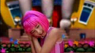 LazyTown  Unaired Test Pilot Music Video with original Stephanie Played By Shelby Young