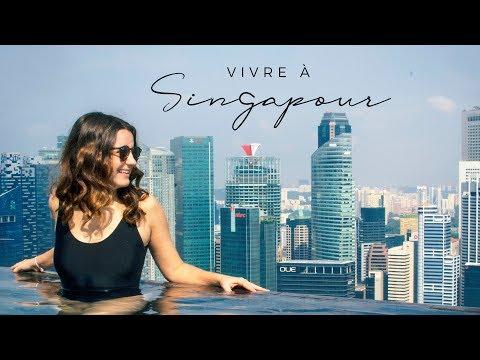 Vivre 1 an à SINGAPOUR : mon retour d'expérience !