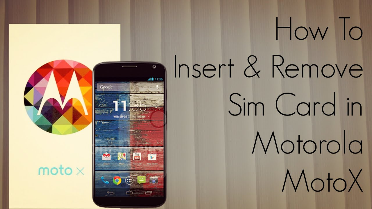 how to remove a sim card from an iphone 5 how to insert and remove sim card in motorola motox 1442