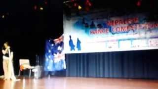 nepalese contemporary dance - Laija re