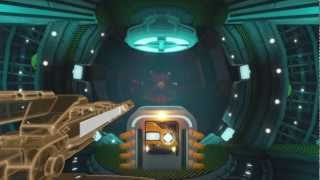 Retrovirus - new 6DOF Descent-like shooter game to be released in December 2012