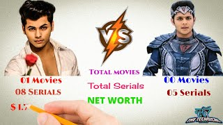 Siddharth Nigam vs Dev Joshi Comparison