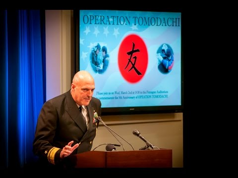 Operation Tomodachi Commemoration