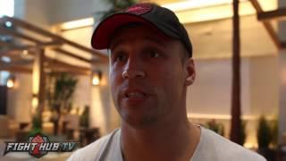 Mairis Briedis #1 ranked cruiserweight contender is boxing's Mirko Cro-Cop!