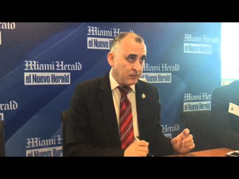 Miami-Dade Commissioner Esteban Bovo Jr. talks traffic