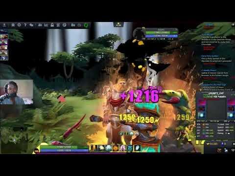 PALADIN - REINCARNATION RPG - MOLTEN RUINS END GAME AREA