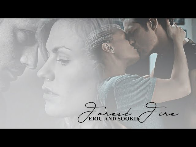 eric and sookie | you're my home.