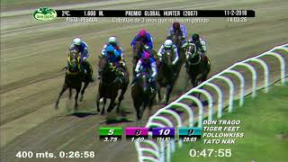 Vidéo de la course PMU PREMIO GLOBAL HUNTER 2007
