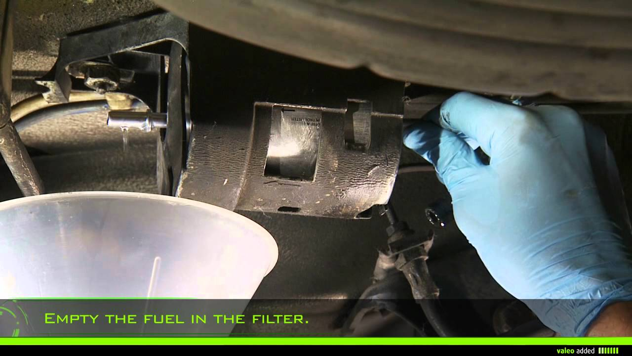 medium resolution of valeo fuel filter filtment of fuel filter in line type