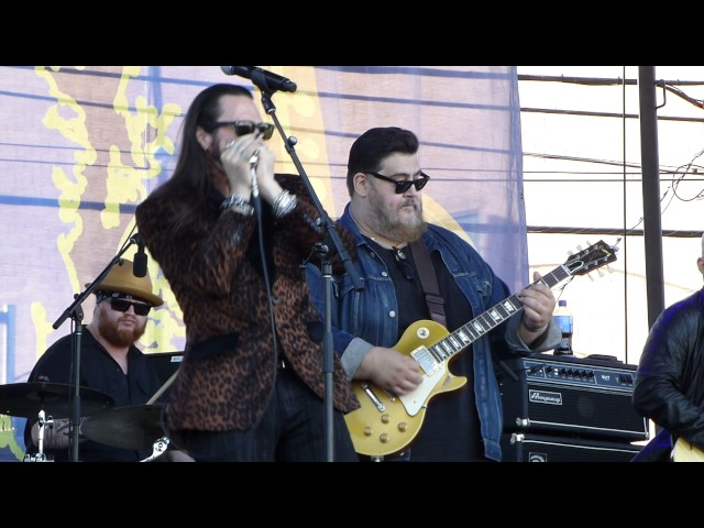 Nick Moss Band - Get Your Hands Out Of My Pocket - 6/3/17 Western MD Blues Fest - Hagerstown, MD