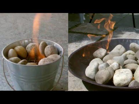 DIY Gel Fire Pits  YouTube