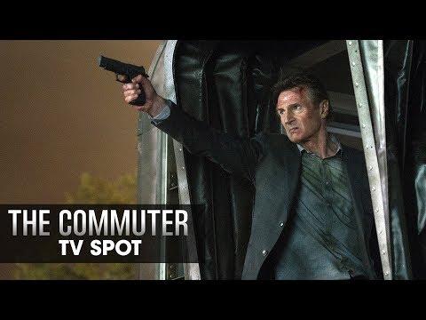 "The Commuter (2018) Official TV Spot ""Critics Review"" – Liam Neeson, Vera Farmiga, Patrick Wilson"
