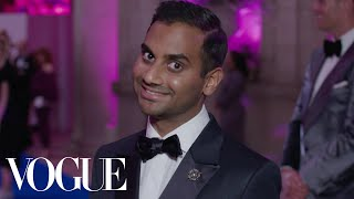 Aziz Ansari on His