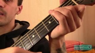 Сектор газа - Моя смерть (Аккорды, урок на гитаре)