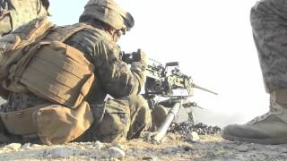 M2A1 .50 caliber (12.7mm) Heavy Machine Gun