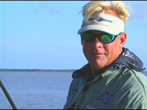 10 lb Bonefish Fishing on the Key Largo Flats in the Florida Keys