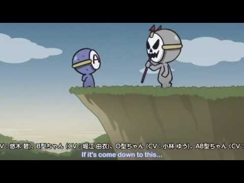 Ketsuekigata-kun! 3 04 Sub