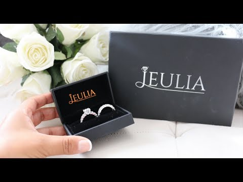 JEULIA RING REVIEW AND UNBOXING