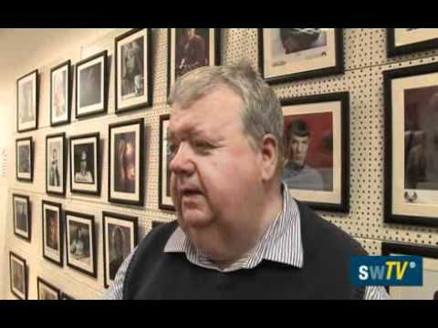 Ian McNeice interview