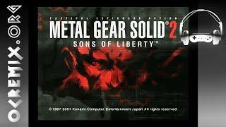 OC ReMix #1031: Metal Gear Solid 2