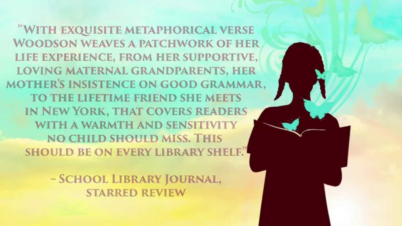 Jacqueline Woodson Reads From Her Memoir Brown Girl
