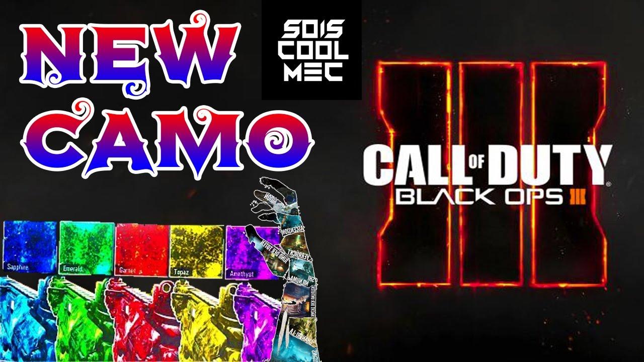 new arrive good quality thoughts on Info News! Comment Avoir les Nouveaux Camo! BO3 Zombie Chronicles!